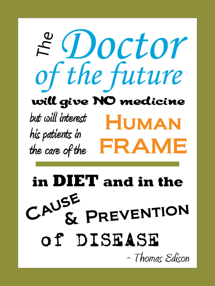 Chiropractic Quotes Epigrams and Sayings Posters
